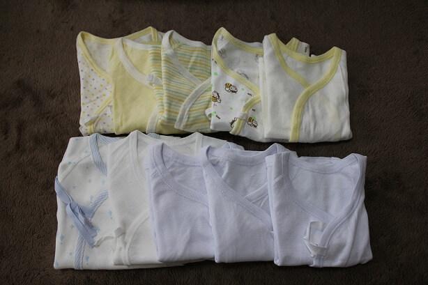 edb244ddc78af 新生児肌着の枚数何枚必要?サイズや春夏使いやすい種類は