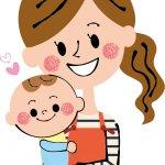 赤ちゃんと主婦